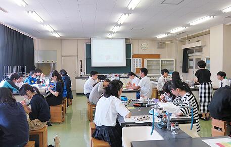 出前授業のイメージ