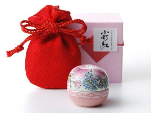 小町紅『手毬』 春限定柄「桃香」「唐花」 販売のお知らせ