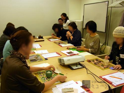 報告展「工藝の再結晶」併催企画 ワークショップ「香道具を愉しむ」を開催しました