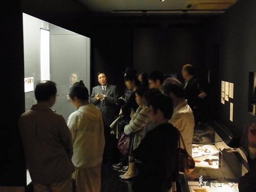 報告展「工藝の再結晶」併催企画 ギャラリートークを開催しました