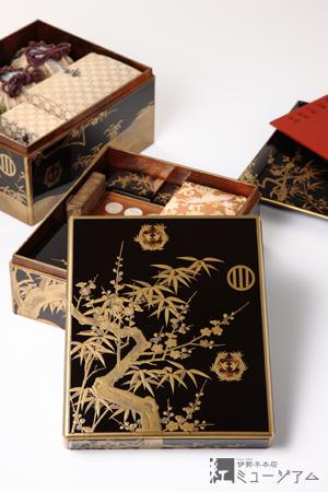 宇和島伊達家伝来品・十種香箱復元制作プロジェクト報告展 終了致しました
