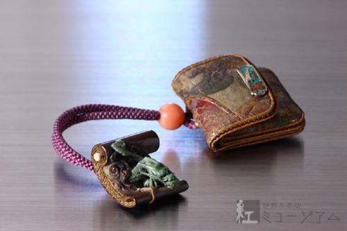 辰年新春企画―限定ミニ展示 『江戸・明治期の「龍」細工』開催中です