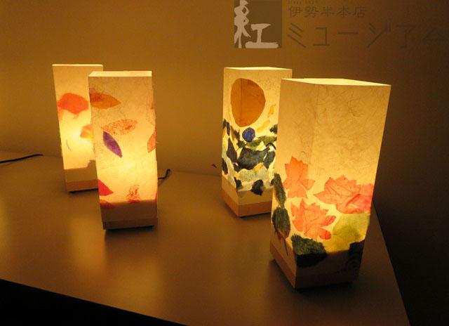 「江戸の灯りワークショップ」~和紙でオリジナル行灯を作る~を開催しました