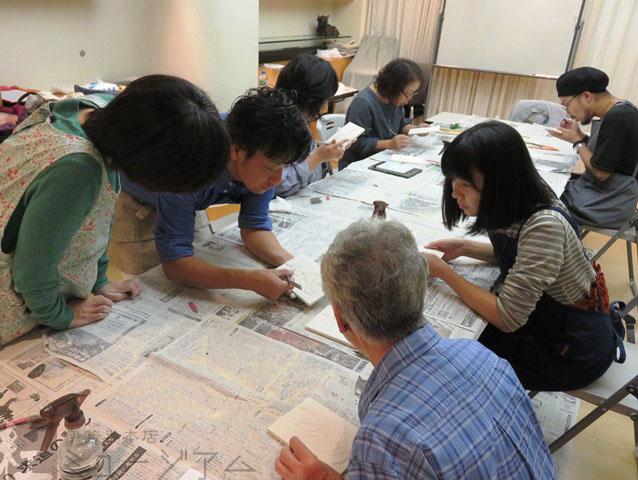 「未来の匠」―有田焼 ふたり展― 「作家に学ぶ体験講座」を開催しました
